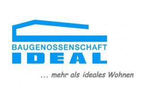 Logo Baugenossenschaft IDEAL eG
