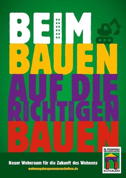 Bautätigkeit unserer Berliner Mitglieder