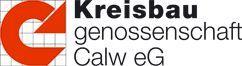 Logo Kreisbaugenossenschaft Calw eG
