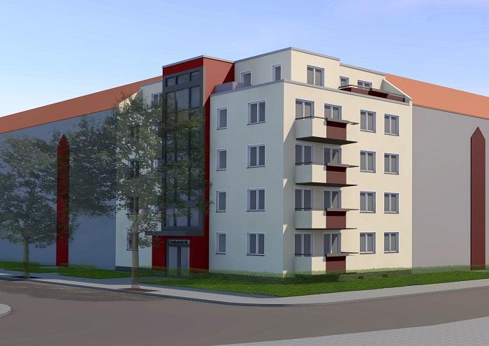 Berlin: Wieder Neubau bei der WBG Wilhelmsruh
