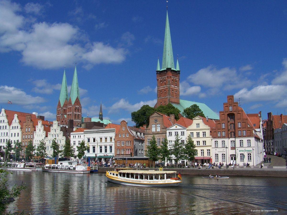 Lübeck: Mehr als Holstentor, Buddenbrooks und Marzipan