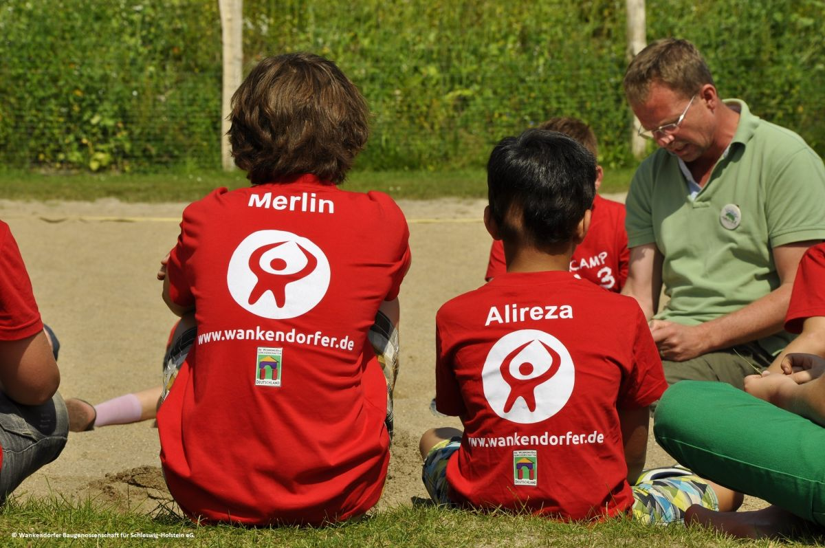 Das Kinderferiencamp der Wankendorfer macht Kinder, Eltern und die Genossenschaft glücklich (Teil 2)