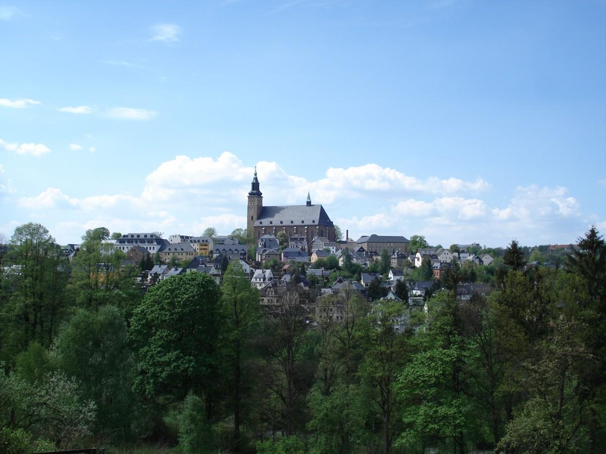 Gästewohnungen in Schneeberg
